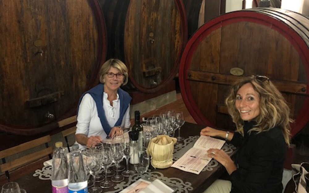 LUCCA WINE TOUR- 'MONTECARLO' AND ITS WINERIES