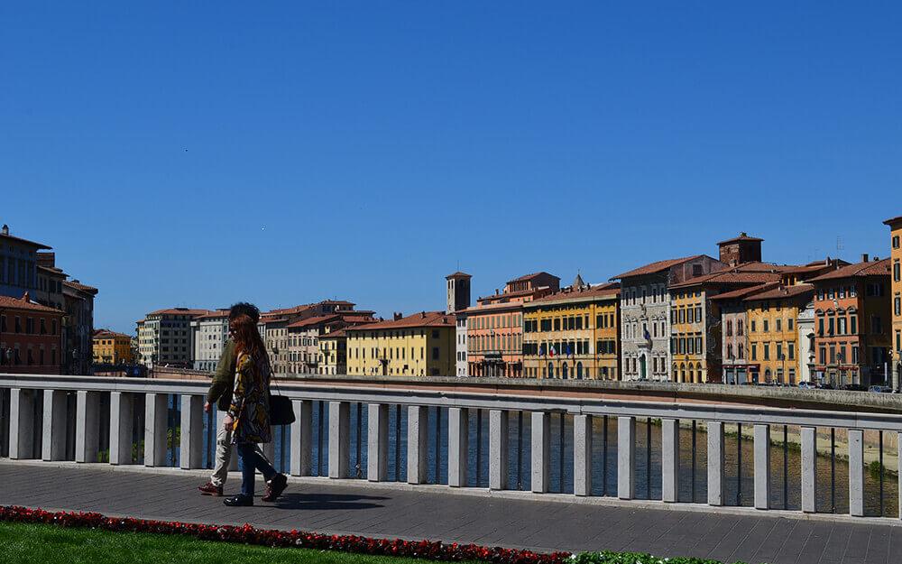 Tuscanyatheart_Pisa and the river3