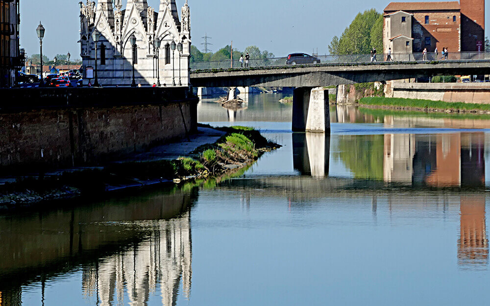 Tuscanyatheart_Pisa and the river4