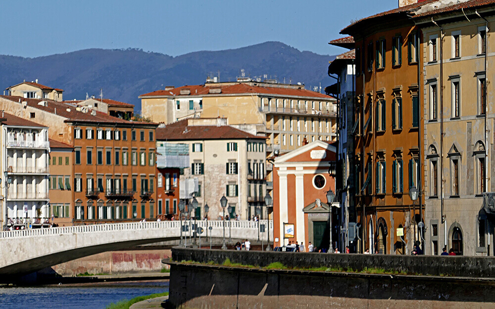 Tuscanyatheart_Pisa and the river6