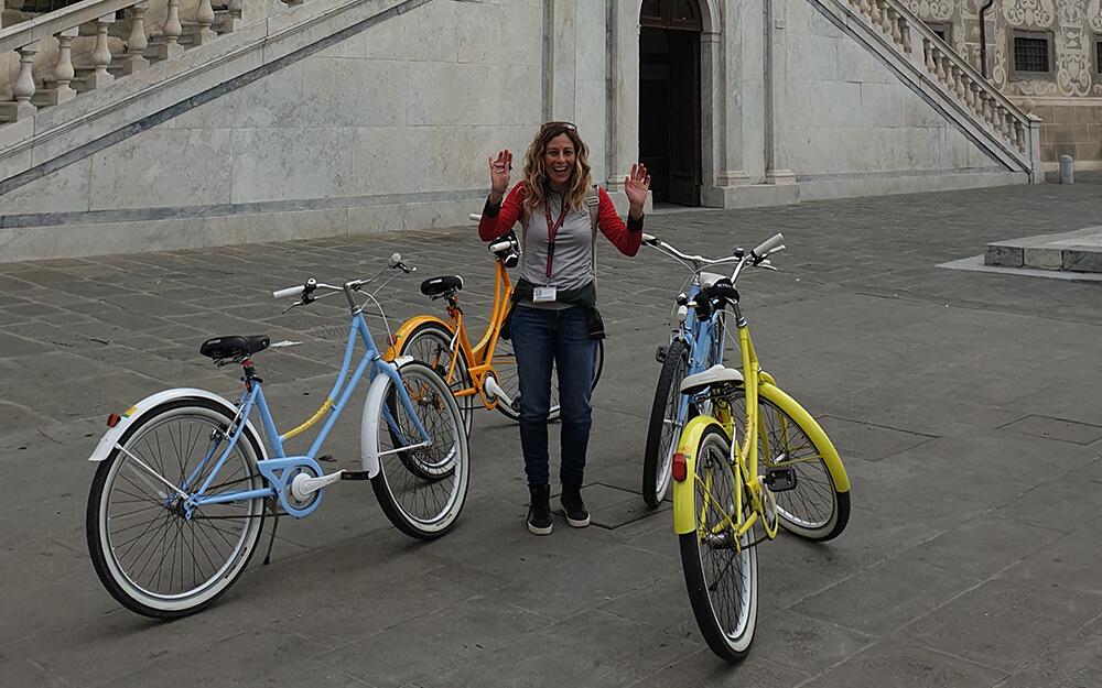 Tuscanyatheart_Pisa_ Half_ Day_ Bike_Tour1