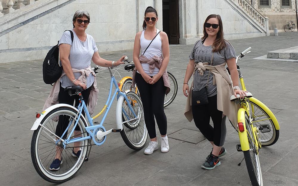 Tuscanyatheart_Pisa_ Half_ Day_ Bike_Tour2
