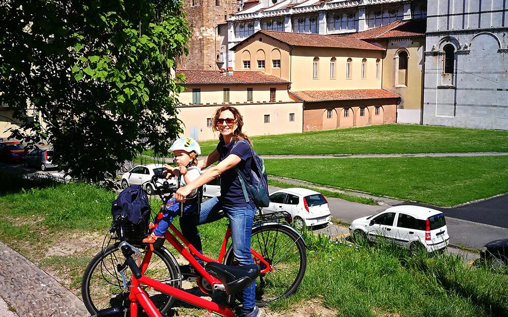 Tuscanyatheart_THE WALLS OF LUCCA - BIKE TOUR4
