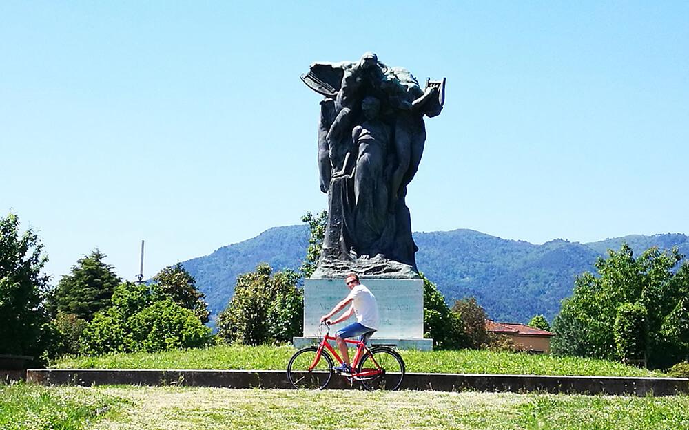 Tuscanyatheart_THE WALLS OF LUCCA - BIKE TOUR7