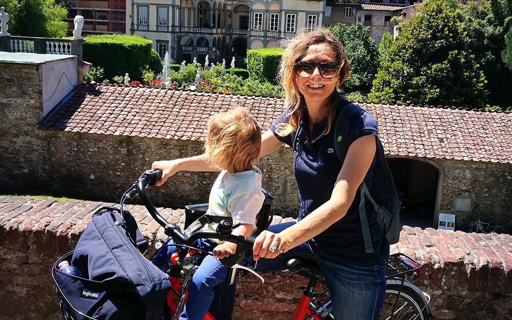 Tuscanyatheart_THE WALLS OF LUCCA - BIKE TOUR8
